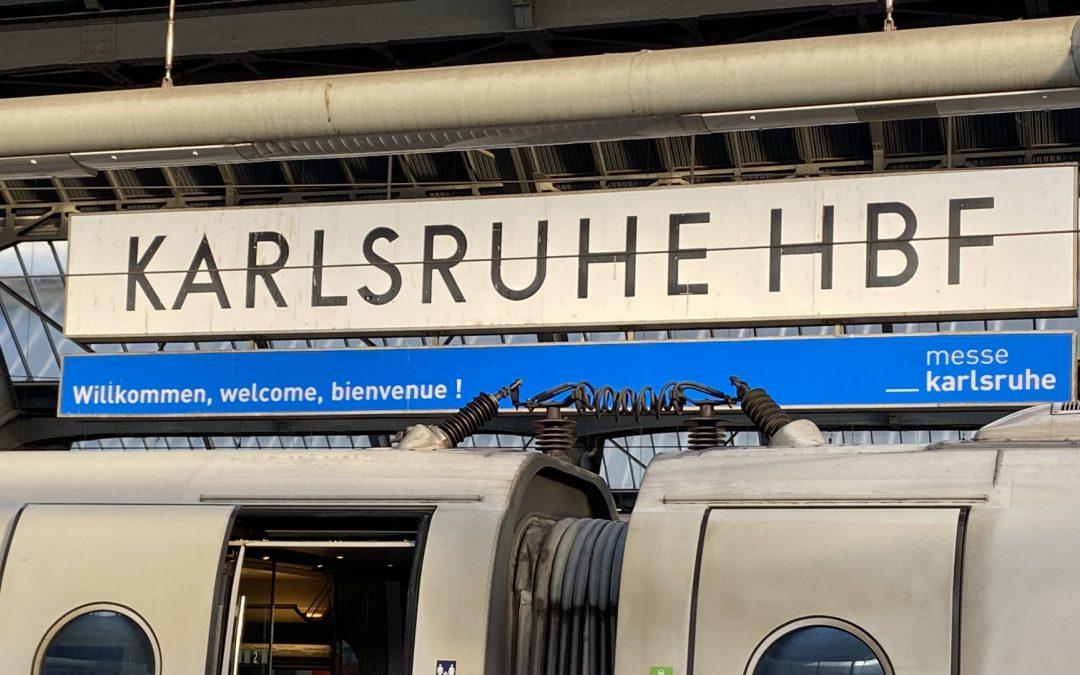Das Twin City Lab erkundet Karlsruhe