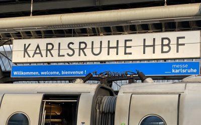Scouting in Karlsruhe