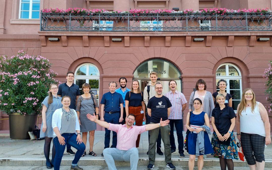 Twin City Lab begann Booster-Programm für die Städtepartnerschaft Karlsruhe und Krasnodar
